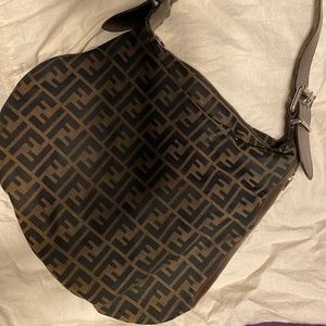 Authentic Fendi Zucca bag